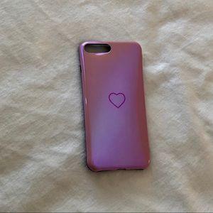 iPhone 7Plus / 8 Plus Case💕💜